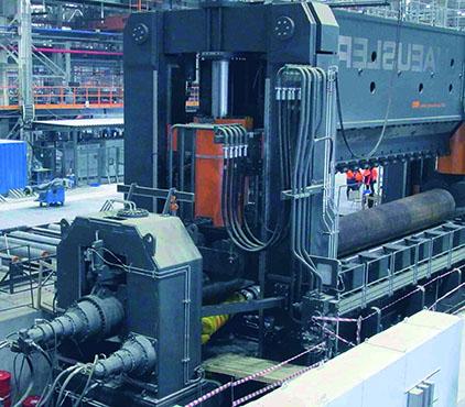 Монтаж систем промышленного оборудования