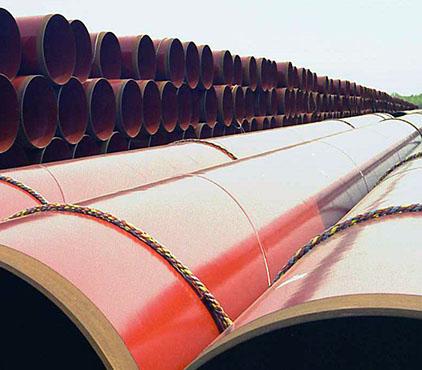 Монтаж трубопроводов для транспортировки жидких, газообразных и твердых продуктов