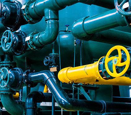 Монтаж трубопроводов водоснабжения