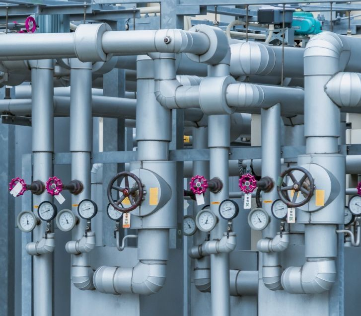 Изготовление узлов трубопроводов
